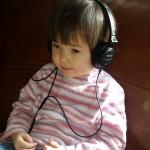 Sugar Mountain PR headphones kid