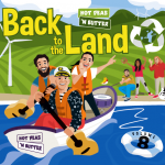 Back to the Land cover web