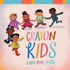 Crayon Kids by Lucky Diaz